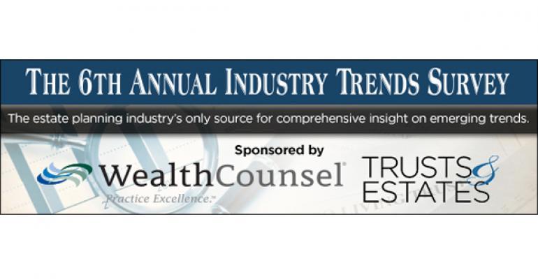 2012 Industry Trends Survey