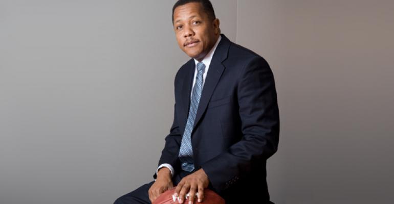 Q&A: Former NFL Cornerback Plays Defense for Investors