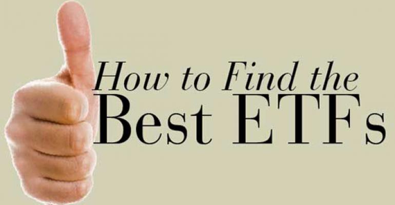 How To Find the Best ETFs