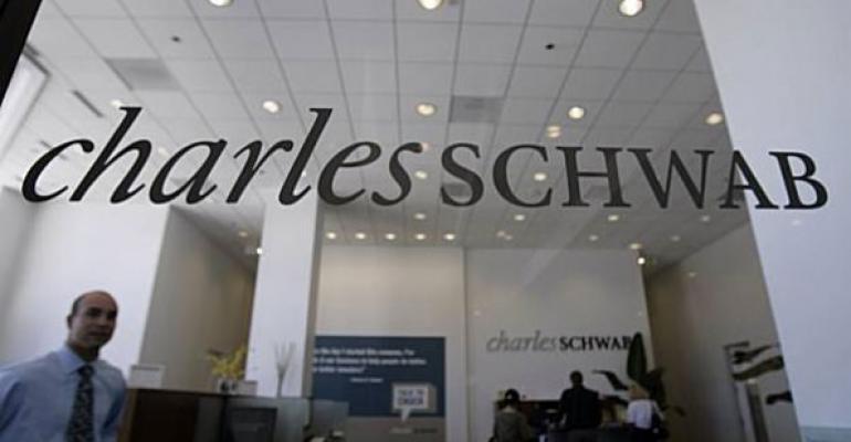 Schwab's Asset Growth Dwindles in Third Quarter