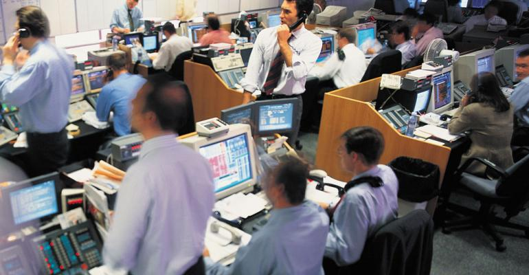 No Boiled Water Necessary: After Calamity, NYSE Market-Makers Come Through; FAs in Sandy's Path Man Up