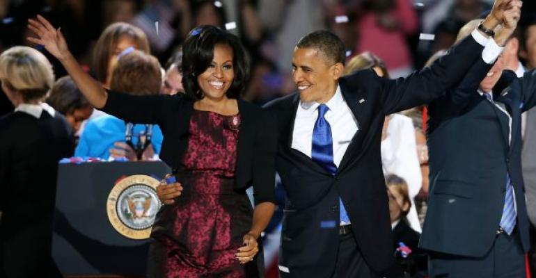 Obama's Reelection - Buckle Up Broker