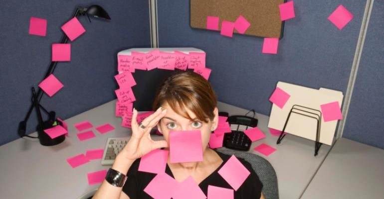 Practice Management's Blackhole: Process Overload