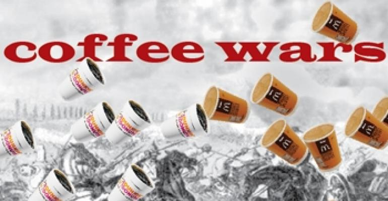 The Coffee Wars Continue