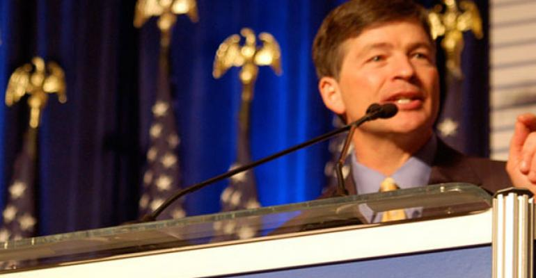 House Elects New Head of Financial Services, But SRO May Not Be Dead