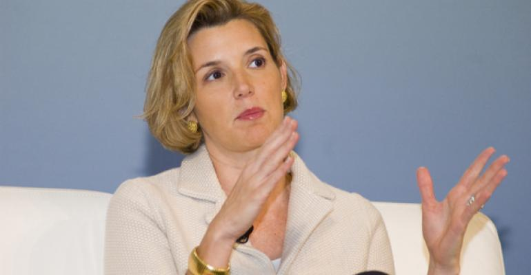 """Is Sallie Krawcheck """"Running"""" for SEC Chair? If Not, She Should Be:"""