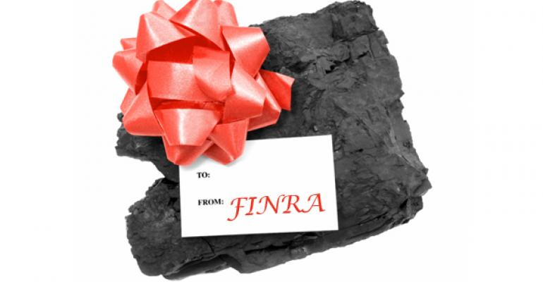 "FINRA's ""Present,"" The Wells Notice: Is It Beatable?"
