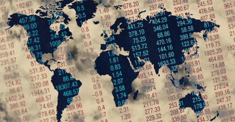 Passive or Active Funds Overseas
