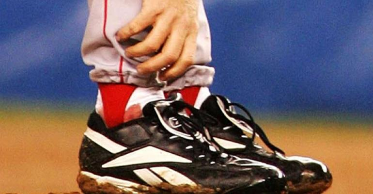 "Curt Schilling ""Bloody Sock"" Answer"