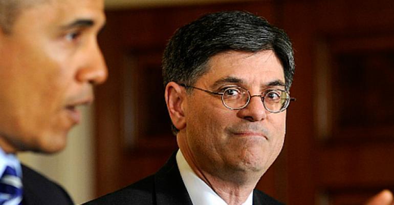 Maybe Jon Corzine Would be a Better Treasury Secretary than Jack Lew