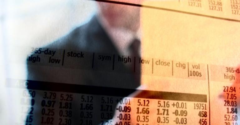 Financial Stocks Bounce Back
