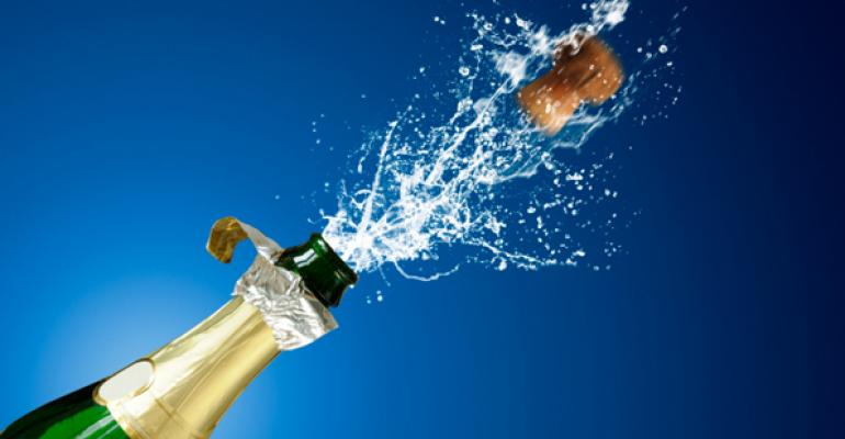 Record Month for Fund Inflows, But Don't Get Out the Champagne Yet