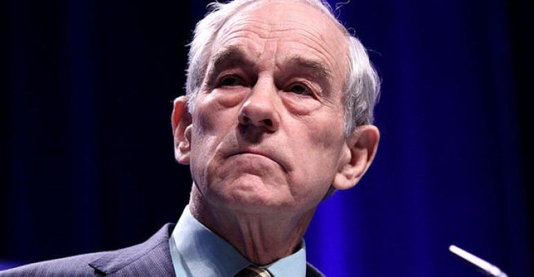What Does Ron Paul Know About Buy-and-Hold?