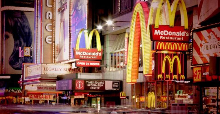 McDonald's Is Still on the Value Menu