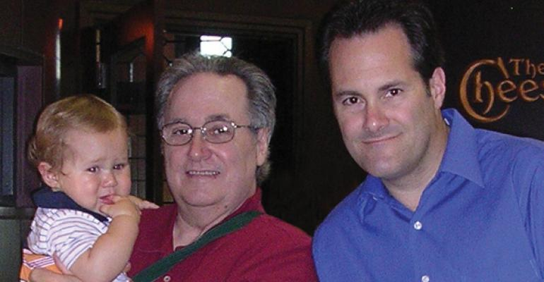 Dwight and Chris Wanken