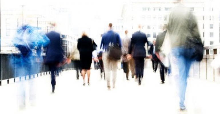 Advisors on the Move: Jump in the Line