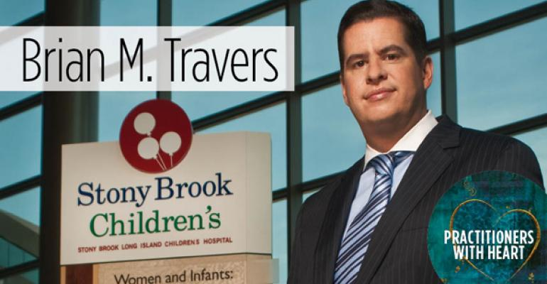 Practitioners With Heart 2013: Brian M. Travers
