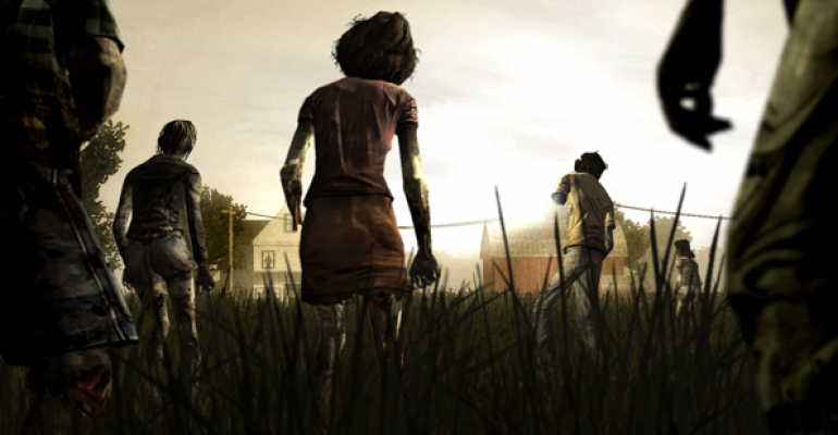 The Walking Dead Come to Court