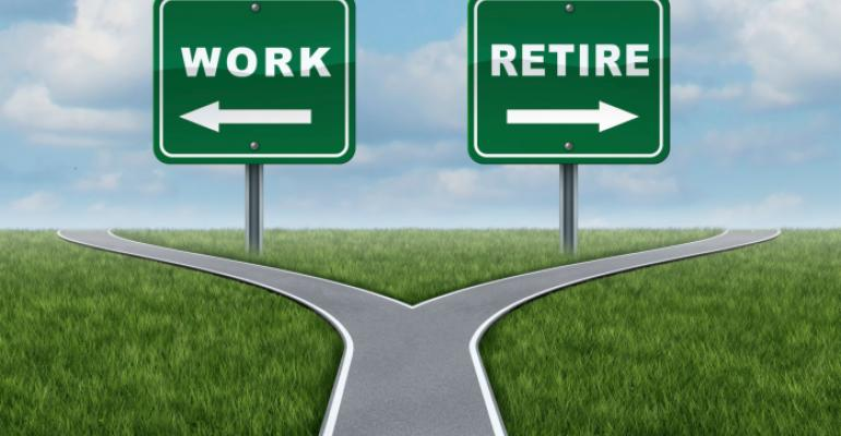 Planning For Non-Retirement