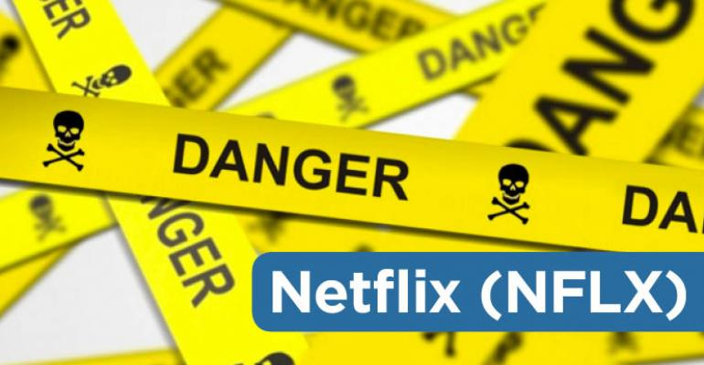 Danger Zone: Netflix (NFLX)