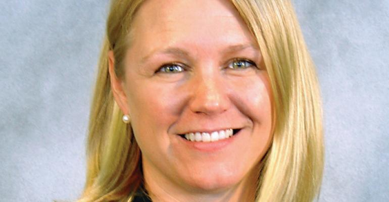 Erica McGinnis President and CEO Advisor GroupHeadquarters New YorkNumber of producing advisors 6000Total firm AUM 1426 billion