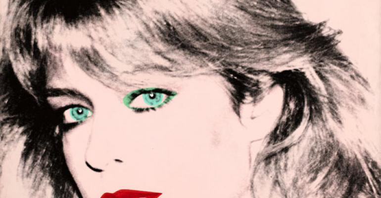 Who Owns Warhol's Farrah Fawcett Painting?