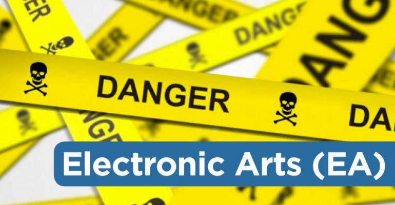 Danger Zone: Electronic Arts (EA)