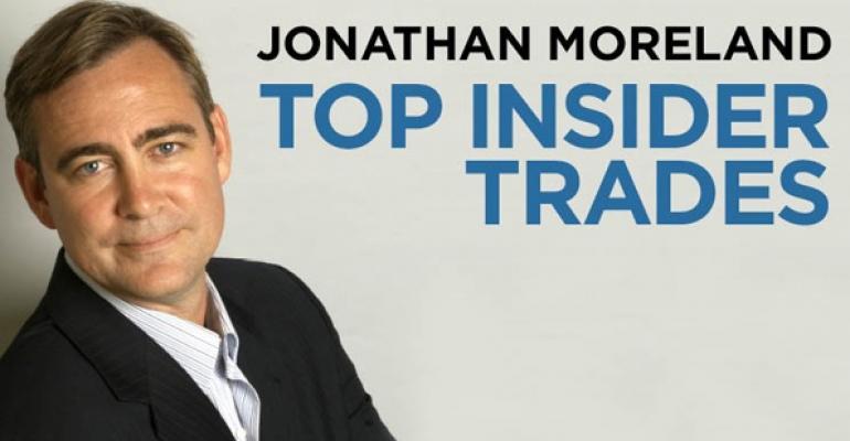 Top Insider Trades 12/23/13: THC, EVEP, EOG, JBL