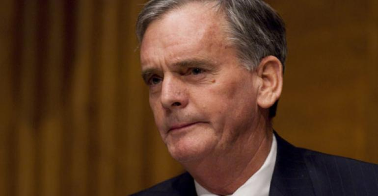 Judd Gregg Steps Down as SIFMA CEO