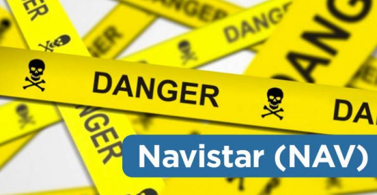 Danger Zone: Navistar (NAV)