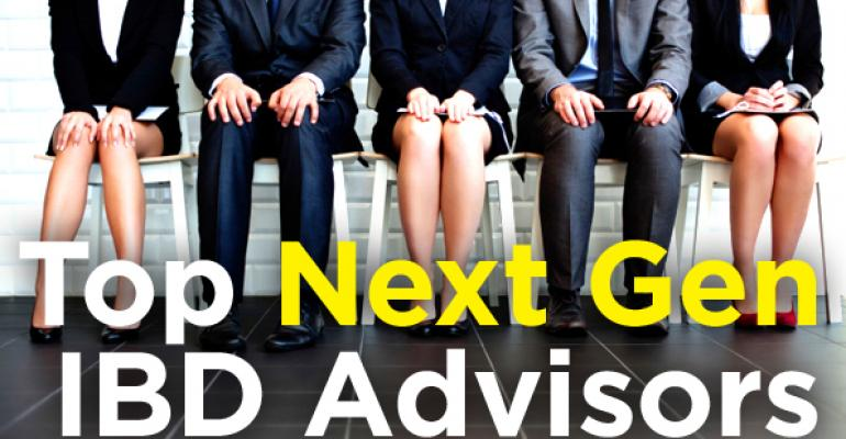 Top IBD Advisors Under 40