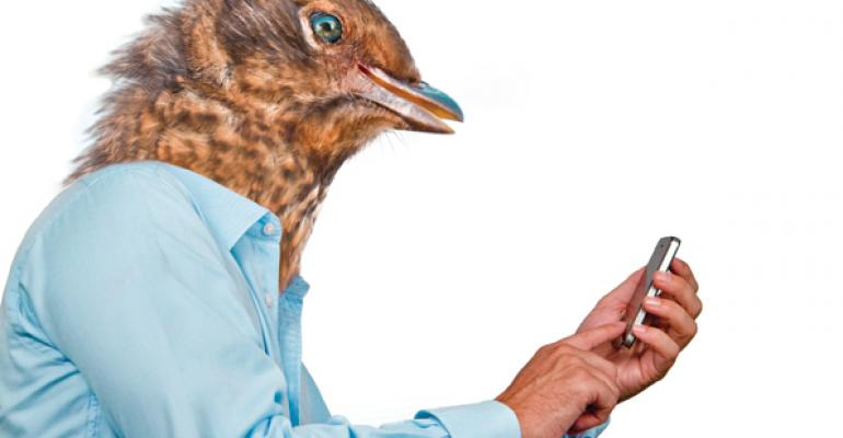 For Advisors, Social Media Comes of Age