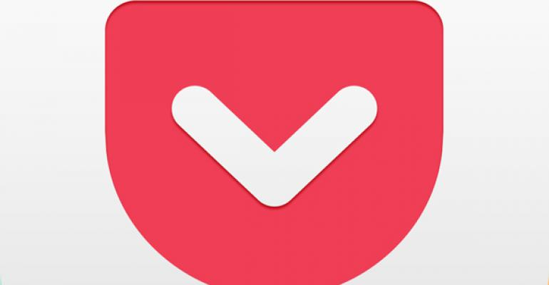 App Review: Better Bookmarking with Pocket