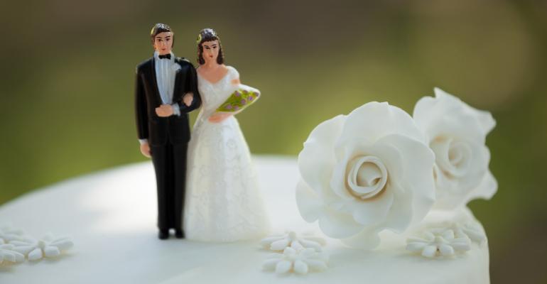 Walking Down the Aisle . . . Toward Divorce