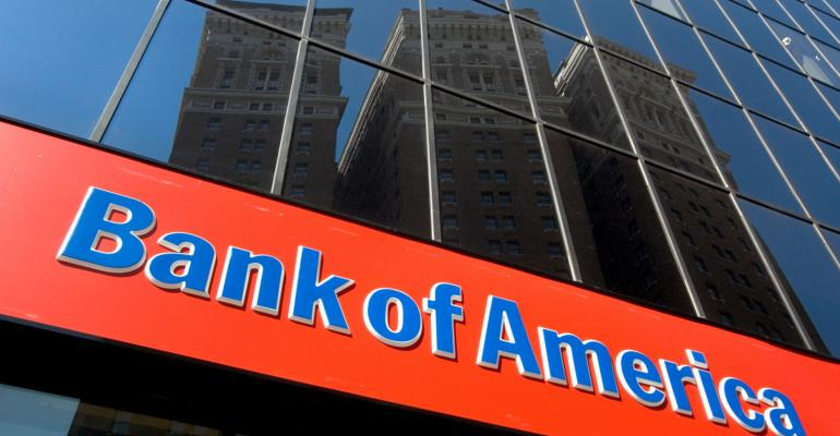 Wealth Management Can't Curb BofA Quarterly Loss