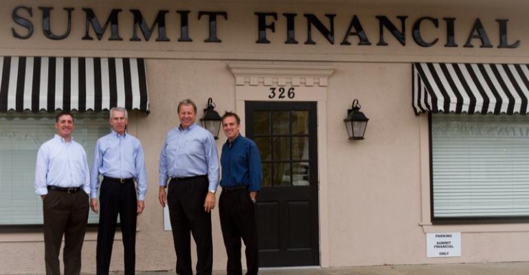 Focus Partners with $600M Louisiana RIA