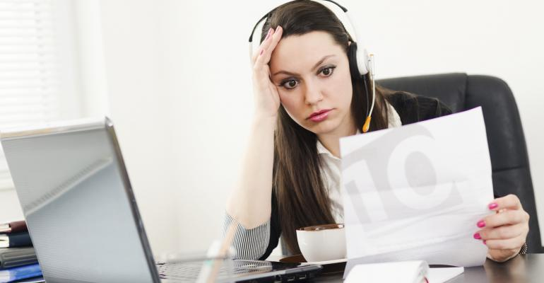 Is Consumer Anxiety the Death Knell for Financial Planning?