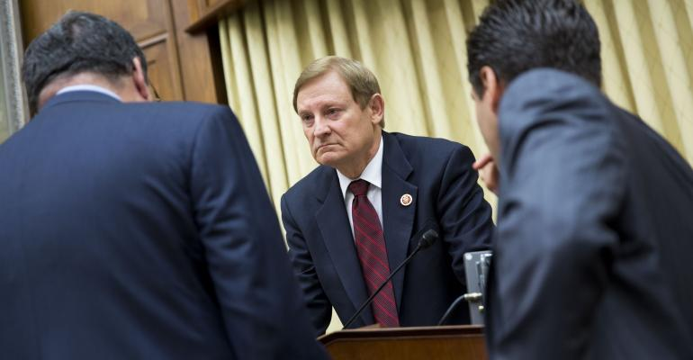 Bachus Shifts Support to User Fee Proposal