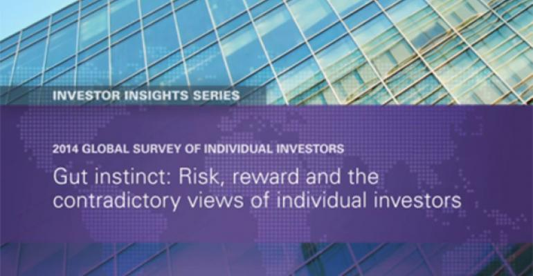 """Survey Shows Most Investors Simply """"Follow Their Gut"""" When Making Decisions"""