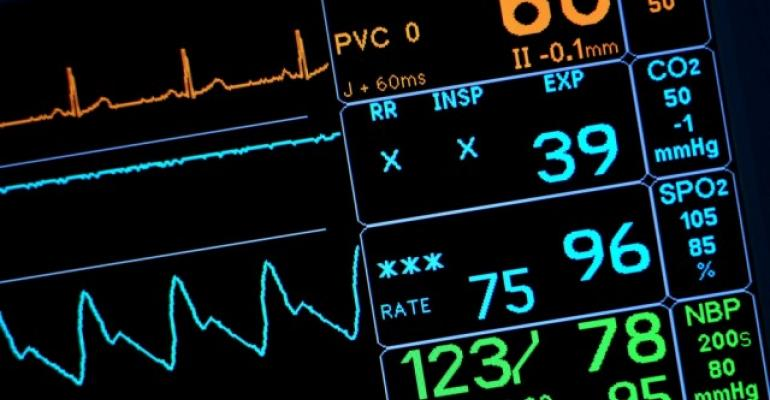 Strong Vital Signs in the Healthcare Market