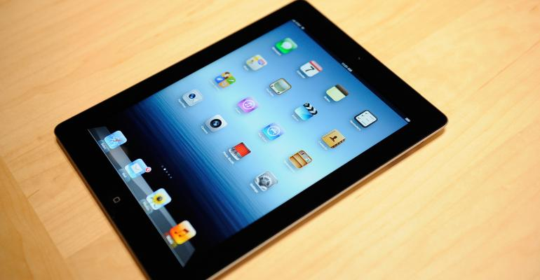 The Power of Tablet Technology for Financial Advisors