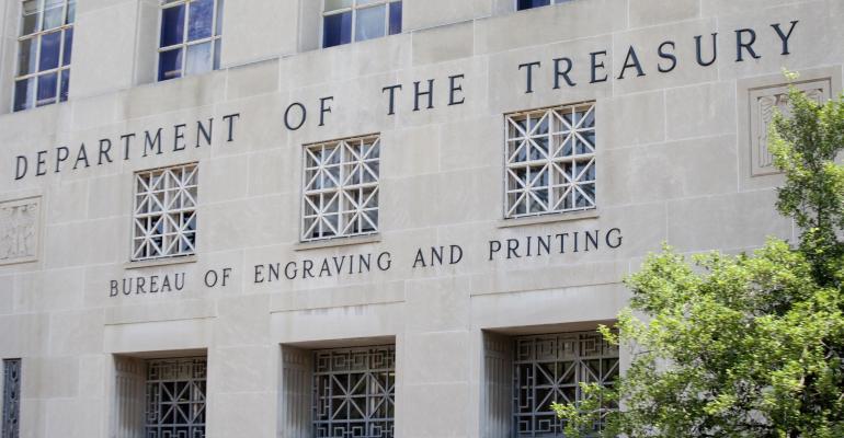 Don't Fight the U.S. Treasury Rally