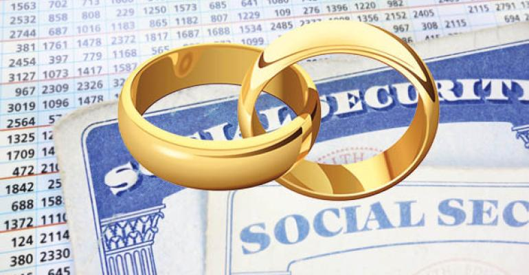 Optimizing Social Security Benefits for Unmarried Couples