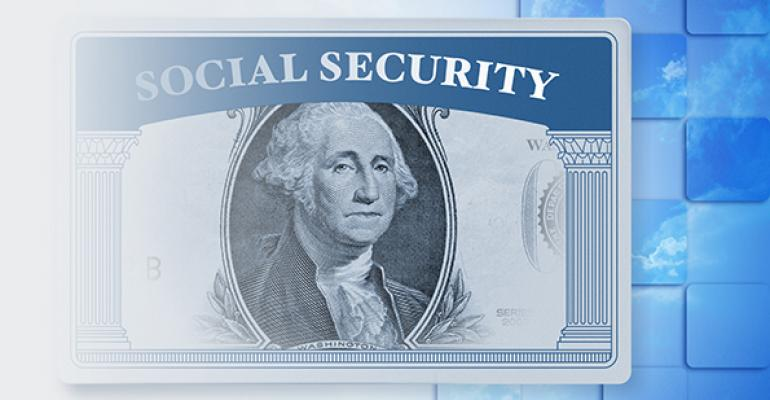 social security card money
