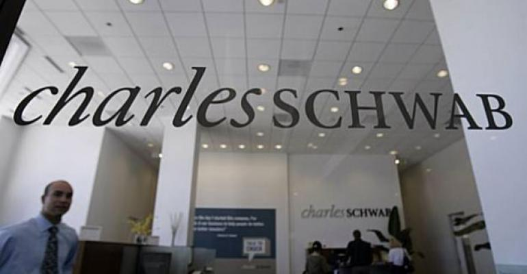 Schwab in Talks to Buy USAA Wealth, Brokerage Units, WSJ Reports
