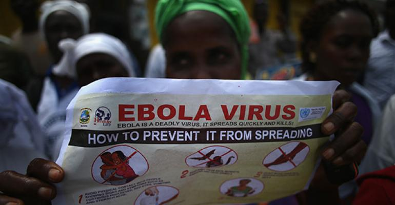 The IRS Offers Ebola Guidance