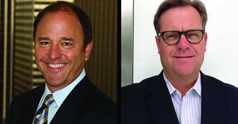 Dennis Clark and Philip Hildebrandt