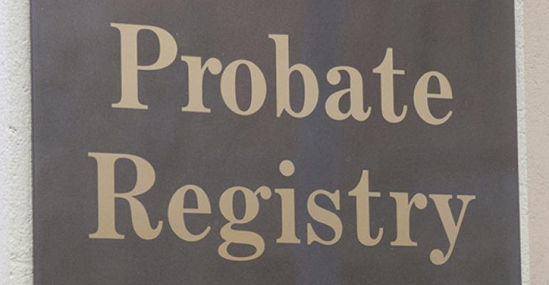 The Shift from Estate Planning to Estate Probating
