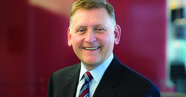 Steve Utkus director of the Vanguard Center for Retirement Research