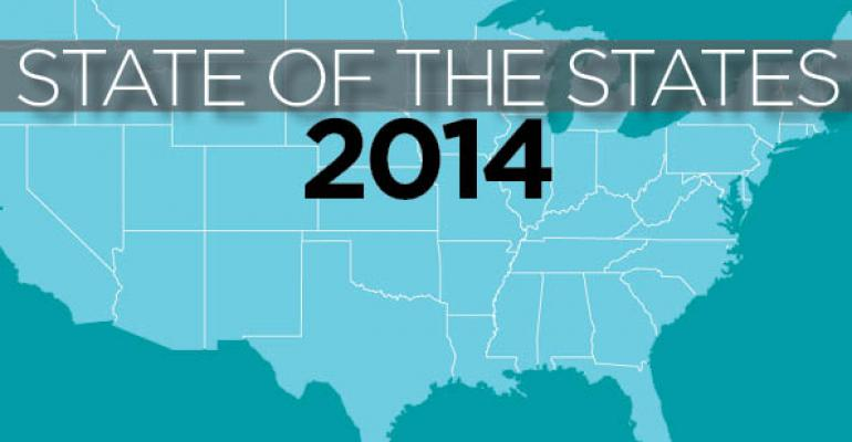 The State of the States: 2014
